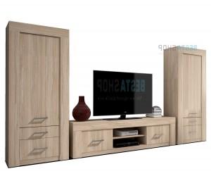 meuble tv bois,meuble tv san remo,meuble tv mural,unité murale tv,meuble tv mural design,ensemble tv design