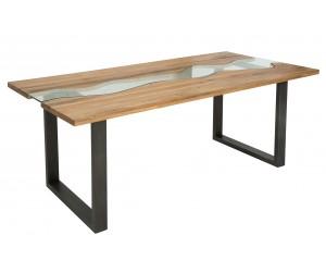 Table à manger River 200cm chêne sauvage