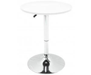 Table de bar 60cm Move blanc