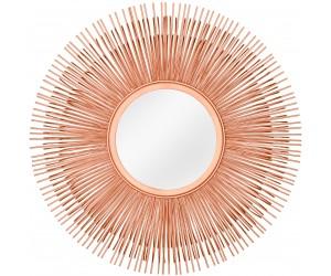 Miroir Sunlight M cuivre 61 cm