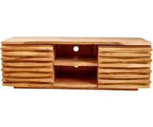 Meuble TV Relief 150cm acacia