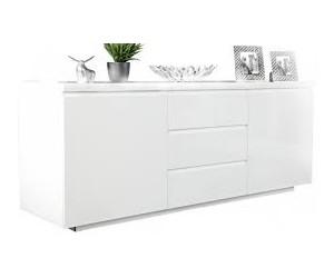 Buffet X7 190cm en blanc