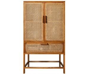 Bar armoire Bamboo Lounge 140cm Mango