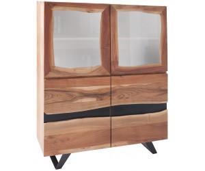 Bar armoire Amazonas 140cm acacia