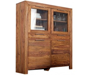 Bar armoire Lagos 120cm Sheesham