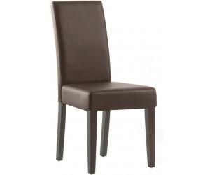 Chaise de salle à manger contemporaine en pu BARNEO