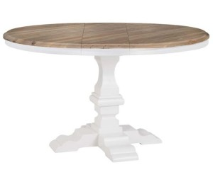 Table de salle à manger avec allonge 120(160) NORVE