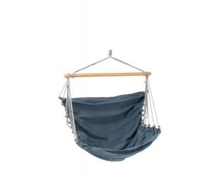 Chaise Suspendue Boutons Coton Jeans