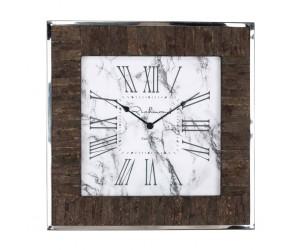 Horloge mural carré Evan