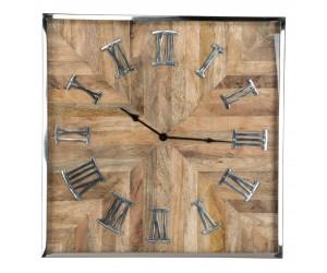 Horloge mural carré Aiden