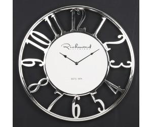 Horloge mural carré metal Westin