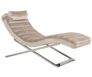 Canapé relax design super chic lit Stone Rossi