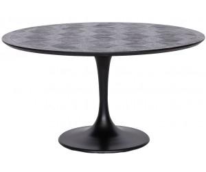 Richmond Interiors Eettafel Ø140 Table à manger large design dîner Dining table Dining table Blax round Ø140