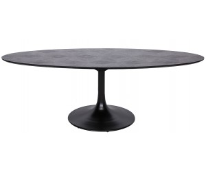 Dining table Richmond Interiors Blax Ovale Eettafel Table à manger large design dîner Dining table