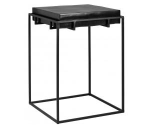 Richmond Interiors Bijzettafel Set Table d'appoint Table d'angle set de Table d'angle Bolder Laptoptafel
