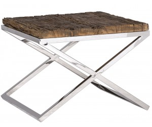 Richmond Interiors Table d'angle Kensington 45 Bijzettafel Table d'appoint Table d'angle Laptoptafel