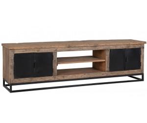 Richmond Interiors Raffles TV-meubel 180 cm Meuble TV-Dressoir Raffles, Recyceld hout