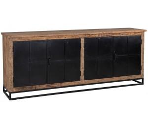 Richmond Interiors Raffles Buffet Dressoir Sideboard Raffles 4 doors, recycled wood dressoir