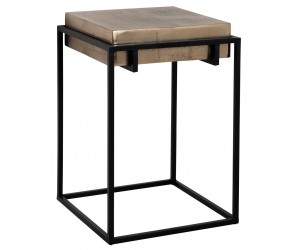 Pillar Plantentafel Table d'appoint Calloway champagne or