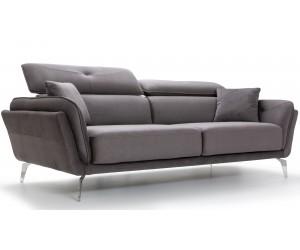 Canapé velours design luxury collection modulable PINTO