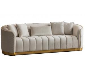 Canapé design luxury collection modulable GOLDEN